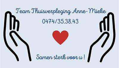 Thuisverpleging Anne-Mieke- Karweien